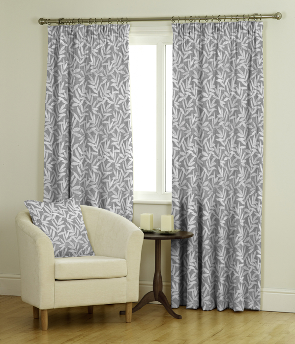 Long Wide And Bay Window Curtains Providing Hard To Get Curtain Sizes