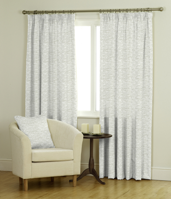 Glitz Ready made Jacquard Curtains
