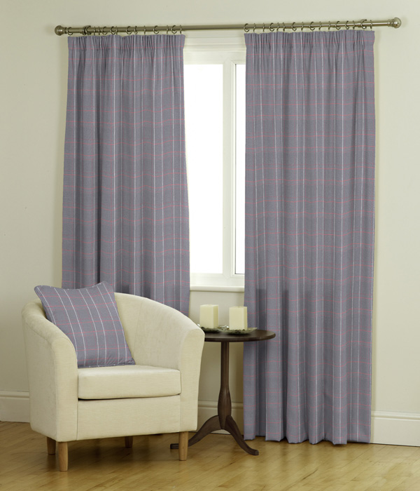 Hamilton Ready Made Jacquard Curtains