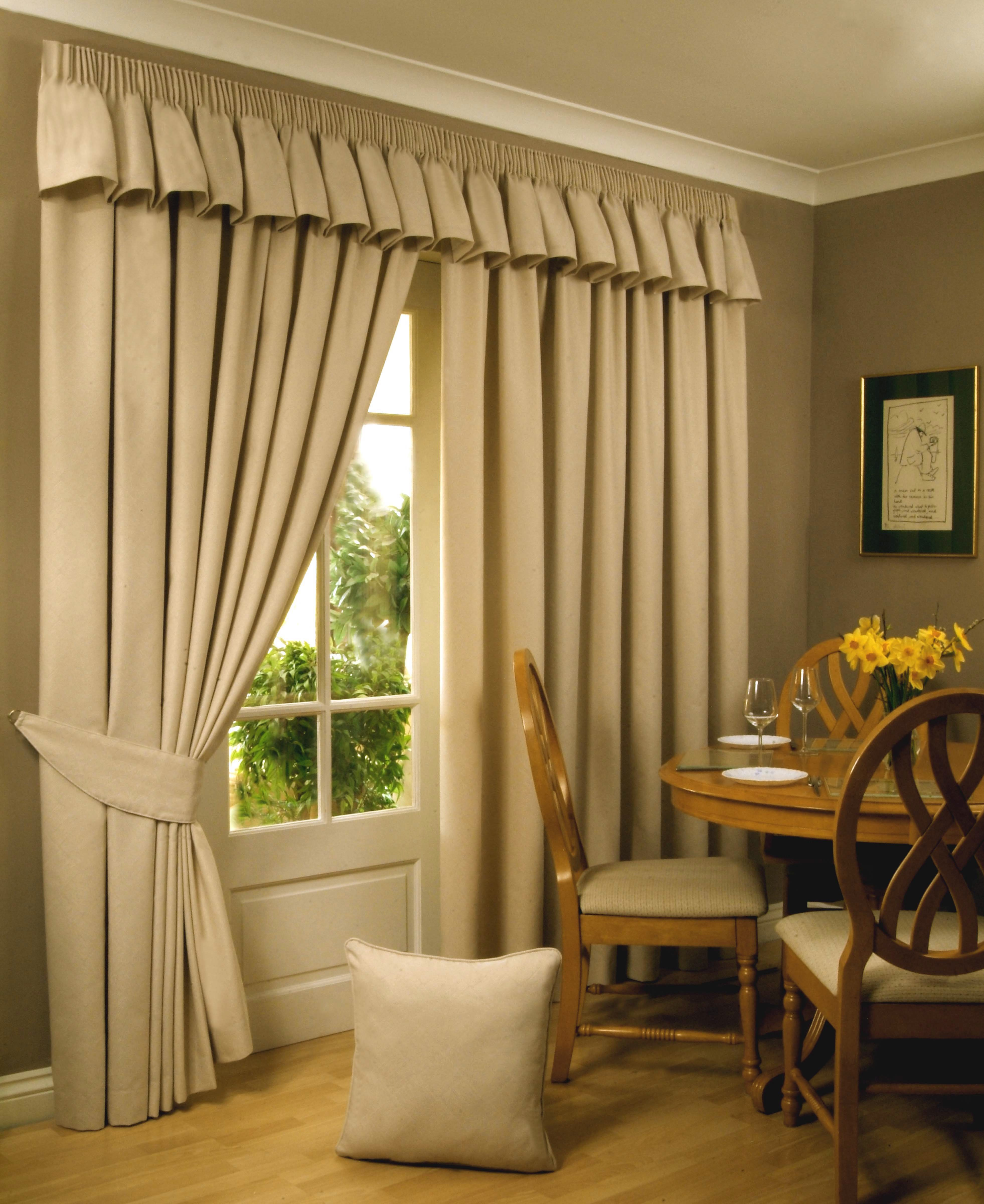 Lisa Ready- Made Jacquard Curtains