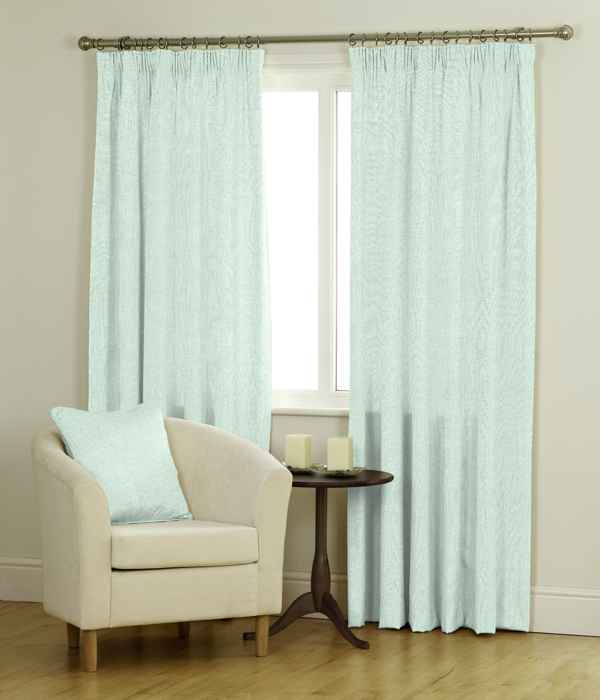 Lustre Ready Made Jacquard Curtains
