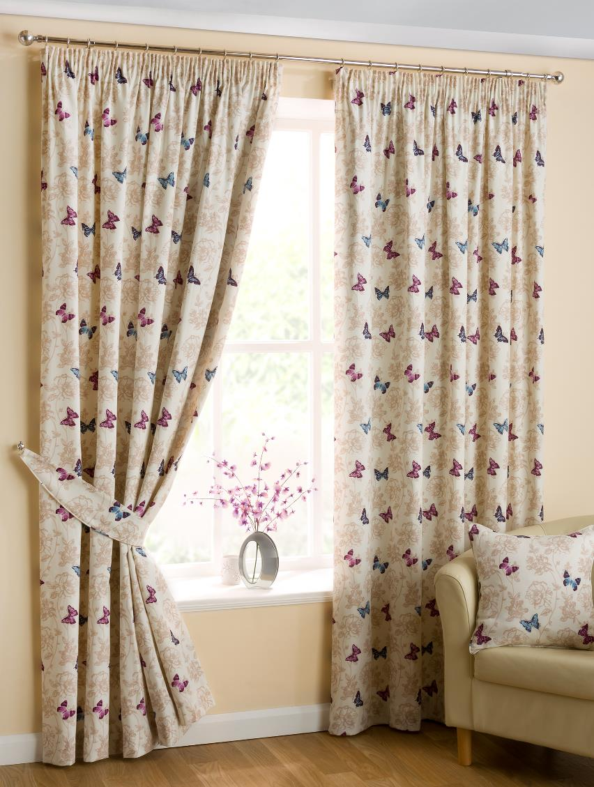 Mariposa Readymade (Jacquard) Curtains