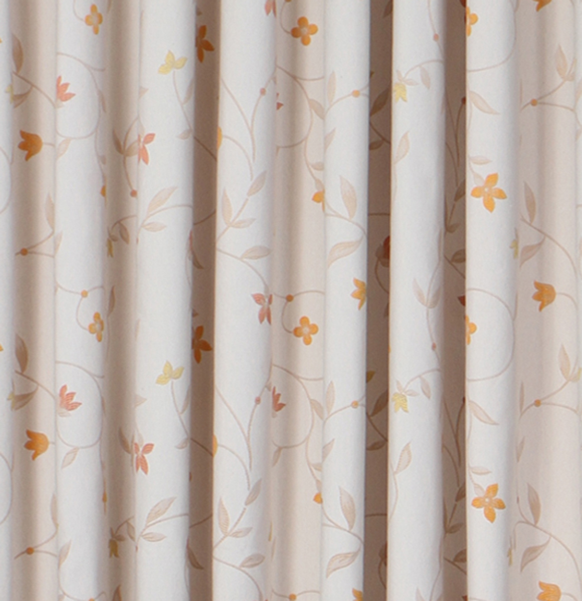 Merano  Cream Ready-made Jacquard Curtain