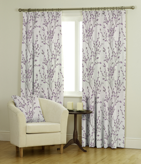 Morley Ready Made Jacquard Curtains