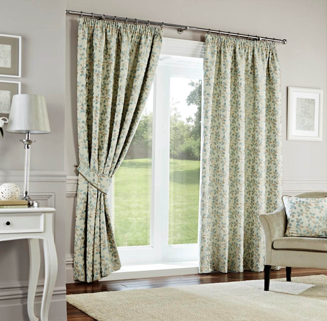 Oakhurst- Ready- Made (Jacquard) Curtains