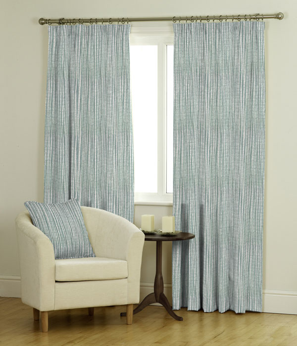 Pisa Ready Made Jacquard  Curtains