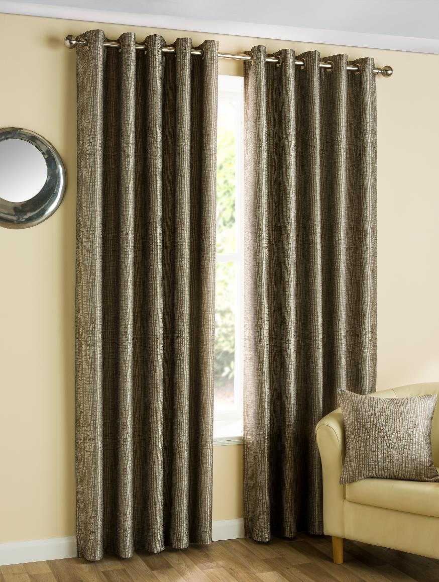Ziggi Readymade (Jacquard) Curtains