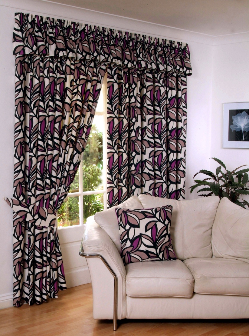 Henna Ready-made (Jacquard) Curtains