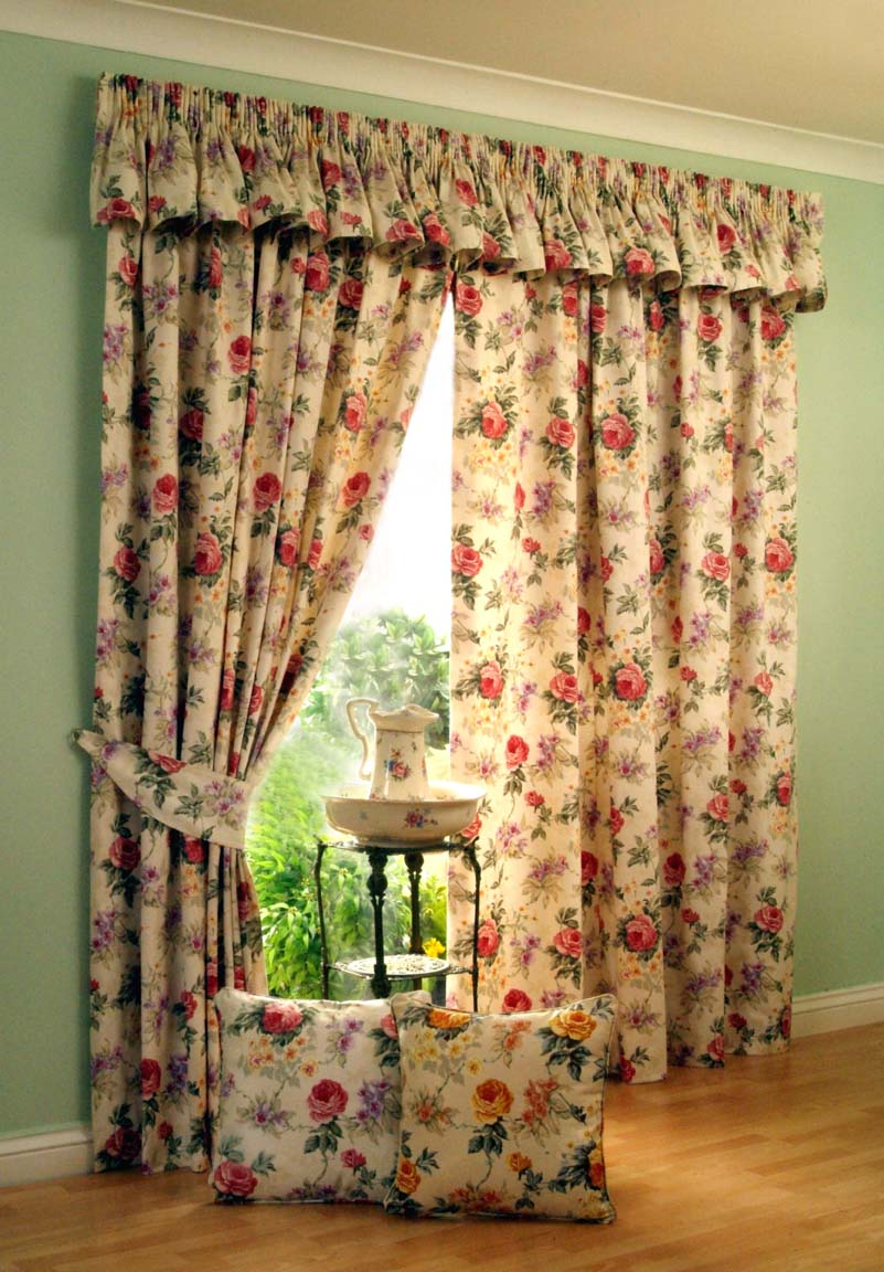 Nicole Ready-made Curtains